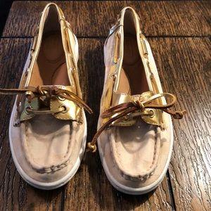 Coach boat shoe